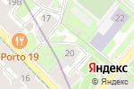 Схема проезда до компании Магазин одежды и аксессуаров в Санкт-Петербурге