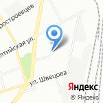 Ад рэм на карте Санкт-Петербурга