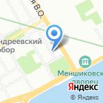 Мега Сервис СПб на карте Санкт-Петербурга