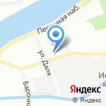 ТМ-Авто на карте Санкт-Петербурга