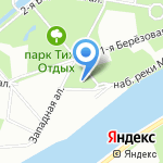 Детская художественная школа им. Б.М. Кустодиева на карте Санкт-Петербурга