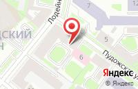 Схема проезда до компании Северная Звезда в Санкт-Петербурге
