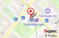 Схема проезда до компании Национальный Регистр в Санкт-Петербурге