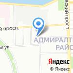 АРС ПЛЮС на карте Санкт-Петербурга