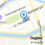 Вега-Дент на карте Санкт-Петербурга