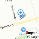 Питер Промальп на карте Санкт-Петербурга