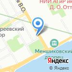 Kalinka на карте Санкт-Петербурга
