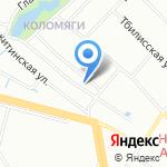 Пар Для Пар на карте Санкт-Петербурга