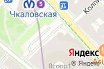 Схема проезда до компании Платежный терминал, Банк Санкт-Петербург, ПАО в Санкт-Петербурге