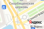 Схема проезда до компании Магазин косметики, бытовой химии и хозтоваров в Санкт-Петербурге