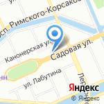 Строй-Экско на карте Санкт-Петербурга
