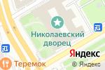 Схема проезда до компании Ассоциация профсоюзных организаций высших учебных заведений Санкт-Петербурга в Санкт-Петербурге