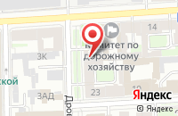 Схема проезда до компании Тренд в Санкт-Петербурге