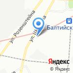 ТЕХЭЛЕКТРОСЕРВИС на карте Санкт-Петербурга