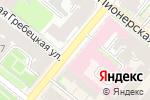 Схема проезда до компании Клиника НИИ экспериментальной медицины в Санкт-Петербурге
