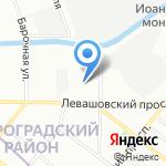 СТИЛ-ПРОФ на карте Санкт-Петербурга