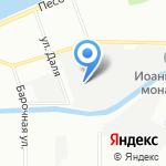 Основы здоровья на карте Санкт-Петербурга