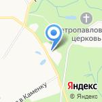 ПрофПринт на карте Санкт-Петербурга