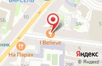 Схема проезда до компании 7 Слонов в Санкт-Петербурге