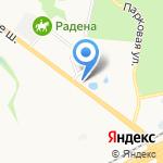 ПромЭкология на карте Санкт-Петербурга