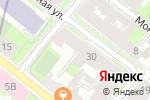 Схема проезда до компании Адвокат-Lex в Санкт-Петербурге