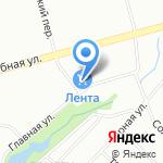 Петроэлектросбыт на карте Санкт-Петербурга