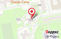 Схема проезда до компании Издательский Дом «Автовитрина» в Санкт-Петербурге