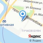 Moikoff.Service на карте Санкт-Петербурга