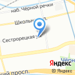 СИТМАР-ЛОМБАРД на карте Санкт-Петербурга