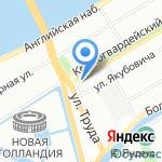 Lumi Polar на карте Санкт-Петербурга