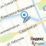 ТЛВ на карте Санкт-Петербурга