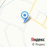 Коломяги Эко на карте Санкт-Петербурга