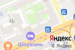 Схема проезда до компании Рим в Санкт-Петербурге