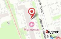 Схема проезда до компании Интерьергрупп в Санкт-Петербурге