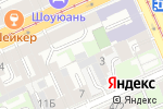 Схема проезда до компании Лаборатория 5 в Санкт-Петербурге