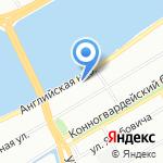 Альтаир на карте Санкт-Петербурга