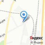 Оракул на карте Санкт-Петербурга