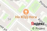 Схема проезда до компании АЛЮР в Санкт-Петербурге