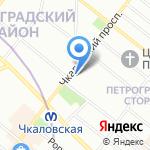 НПЦ Опора на карте Санкт-Петербурга
