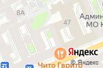 Схема проезда до компании PATRIK MAN в Санкт-Петербурге