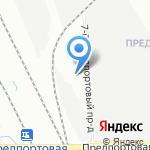 КОМПАНИЯ ЭЛЕКТРОН на карте Санкт-Петербурга