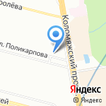 Reaclinic на карте Санкт-Петербурга