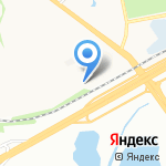 AMG-Авто на карте Санкт-Петербурга