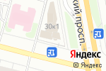 Схема проезда до компании Интей Лада в Санкт-Петербурге