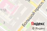 Схема проезда до компании Юношеская библиотека им. А.П. Гайдара в Санкт-Петербурге