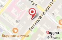 Схема проезда до компании Деревообрабатывающий Завод-8 в Санкт-Петербурге