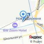 Вологда Опт Торг на карте Санкт-Петербурга