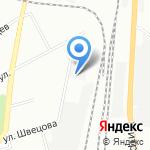 Фирма Невская сушка на карте Санкт-Петербурга