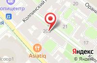Схема проезда до компании Новая Жизнь в Санкт-Петербурге