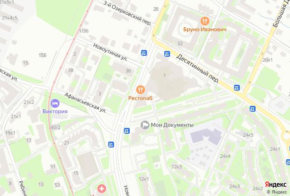 ЖК Коломяги-парк